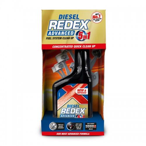 Redex Advanced Diesel 500ml - Diesel