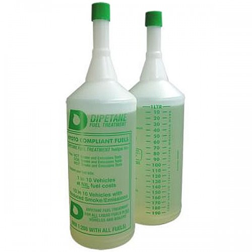 Dipetane Fuel System Treatment 1 Litre - Oil
