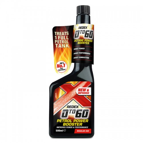 Redex Octane Booster Petrol 500ml - Petrol