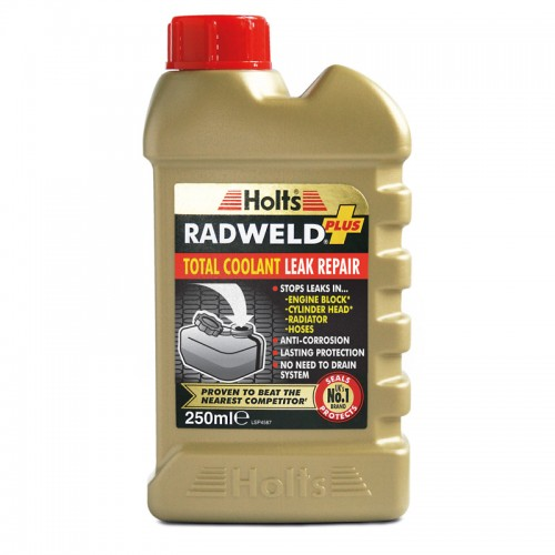 Holts Radweld Plus (rad/block/cylinder Repair) 250ml - Cooling Repair Systems