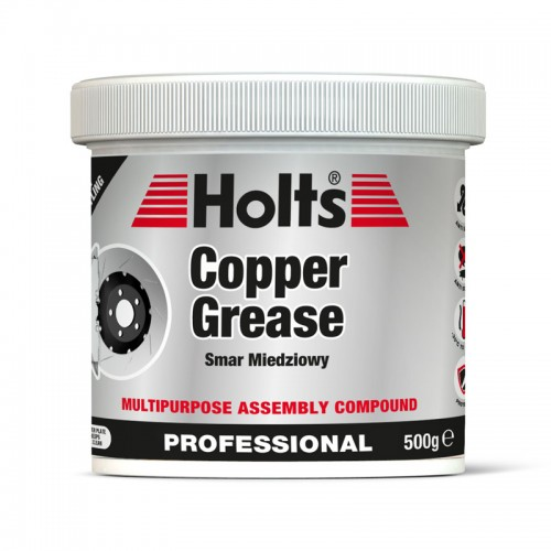 Holts Copper Grease Tub 500g - Maintenance