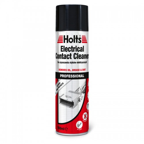 Holts Electronic Contact Spray Aerosol 500ml - Professional