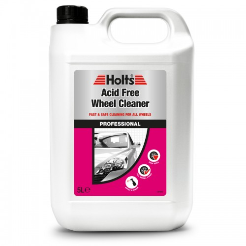 Holts Acid Free Wheel Cleaner Trade Size 5l (new) - Exterior Range