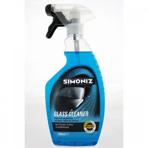Simoniz Glass Cleaner Trigger 500ml - Exterior Range