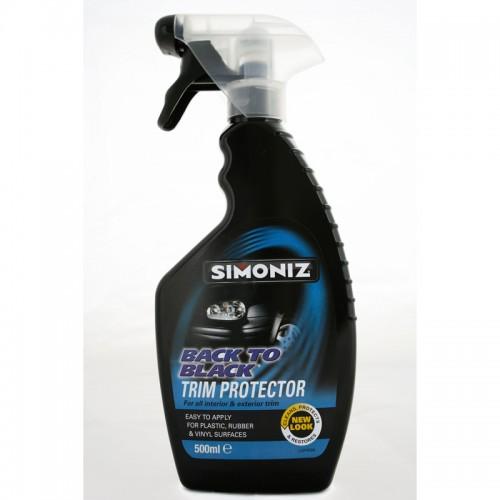 Simoniz B2b Interior/Exterior Trim Protector Trigger 500ml - Exterior Range