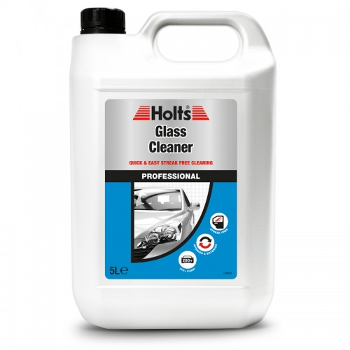 Holts Glass Cleaner Trade Size 5l (new) - Interior Range