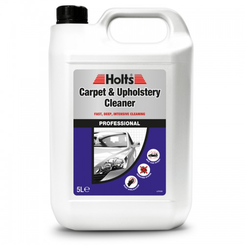 Holts Carpet & Upholstrey Cleaner Trade Size 5l (new) - Interior Range