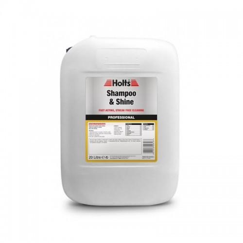 Holts Shampoo & Shine Trade Size 20 Litre (new) - Shampoo