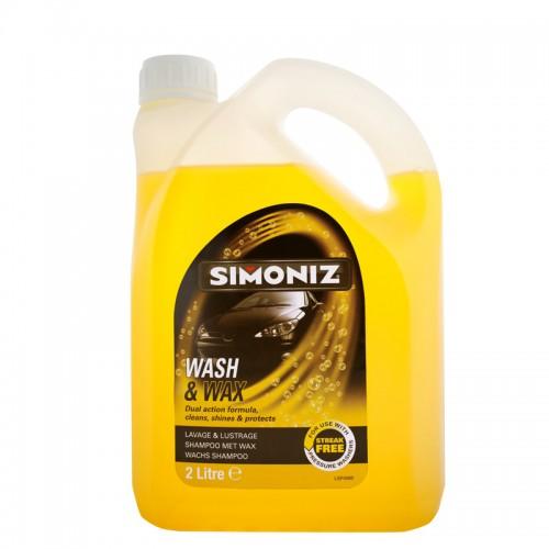 Simoinz Wash & Wax Shampoo 2l - Shampoo
