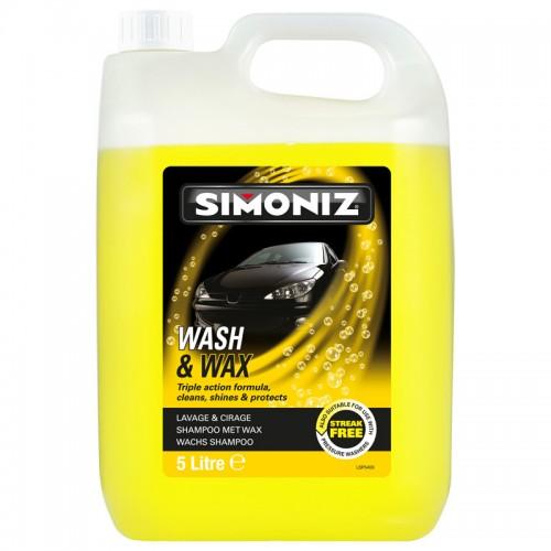 Simoniz Wash & Wax 5l - Waxes