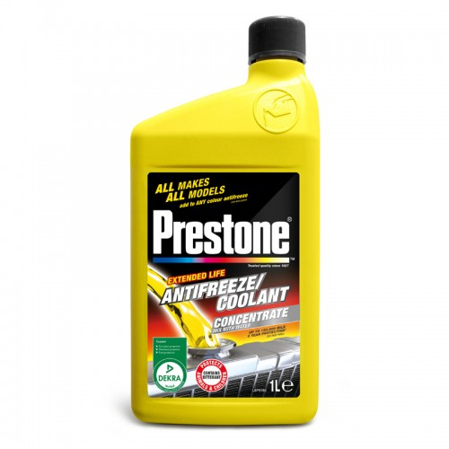 Prestone Anti-Freeze Concentrate 1 Litre - Anti-Freeze