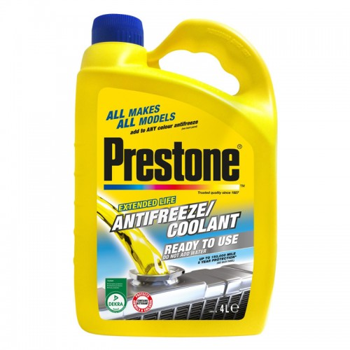 Prestone 5 Year Concentarte Anti-Freeze 4l - Anti-Freeze