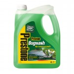 Prestone Bugwash 4 Litre - Screen Wash
