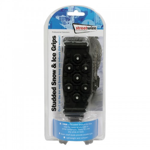 Studded Snow & Ice Grips - Winter Products